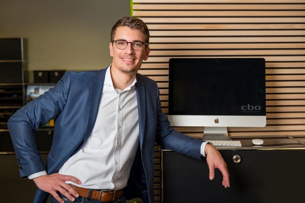 Matthias Brandl wird Mitgesellschafter