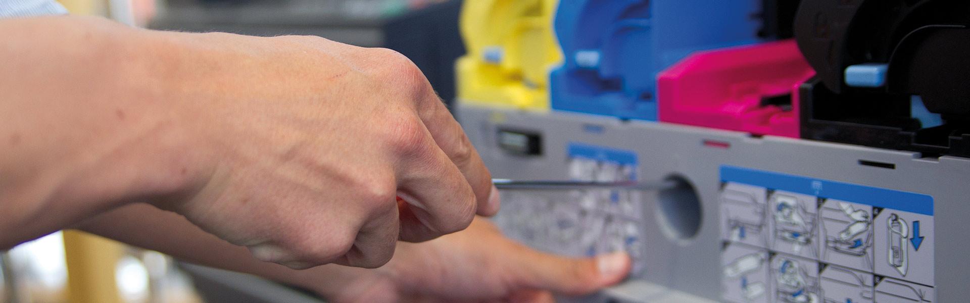 Banner Jobs bei cbo - Servicetechniker Druck-und-Kopiergeraete
