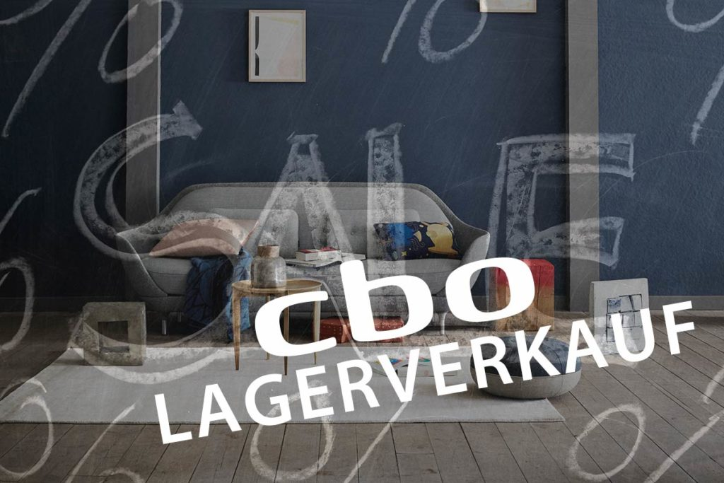 cbo-Service-Lagerverkauf