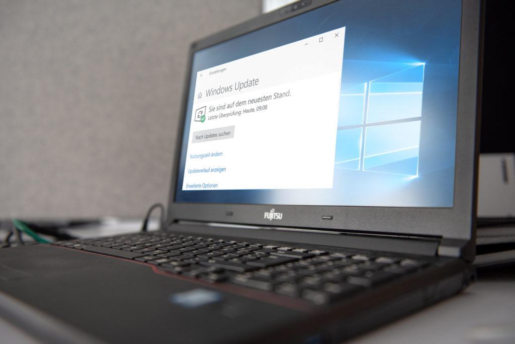 Windows-10 Update durchführen