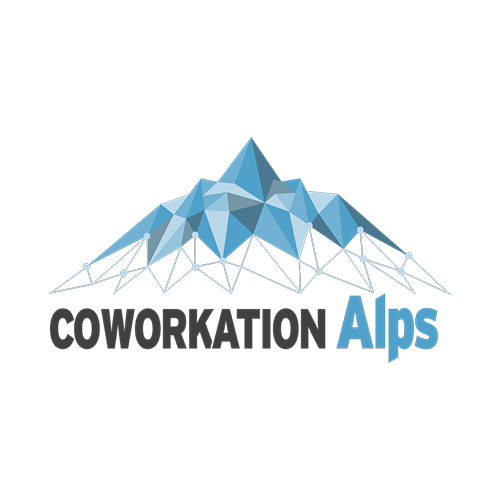 Logo Coworkation Alps