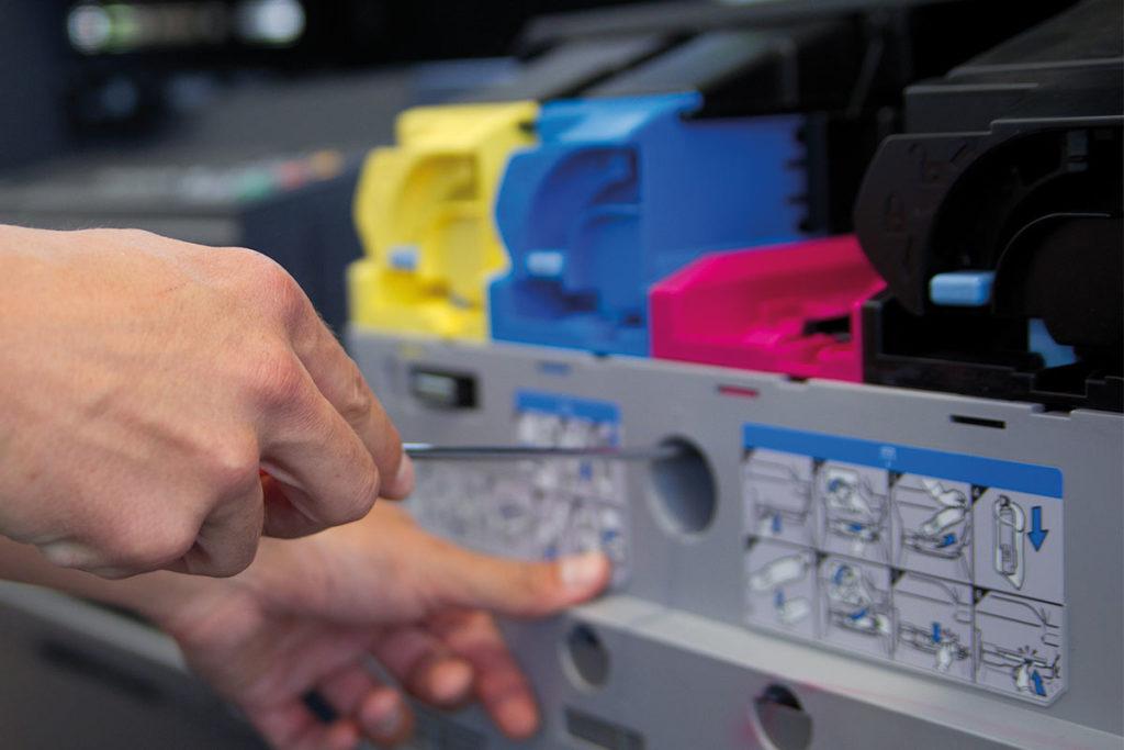 Druck- und Kopiertechnik bei cbo