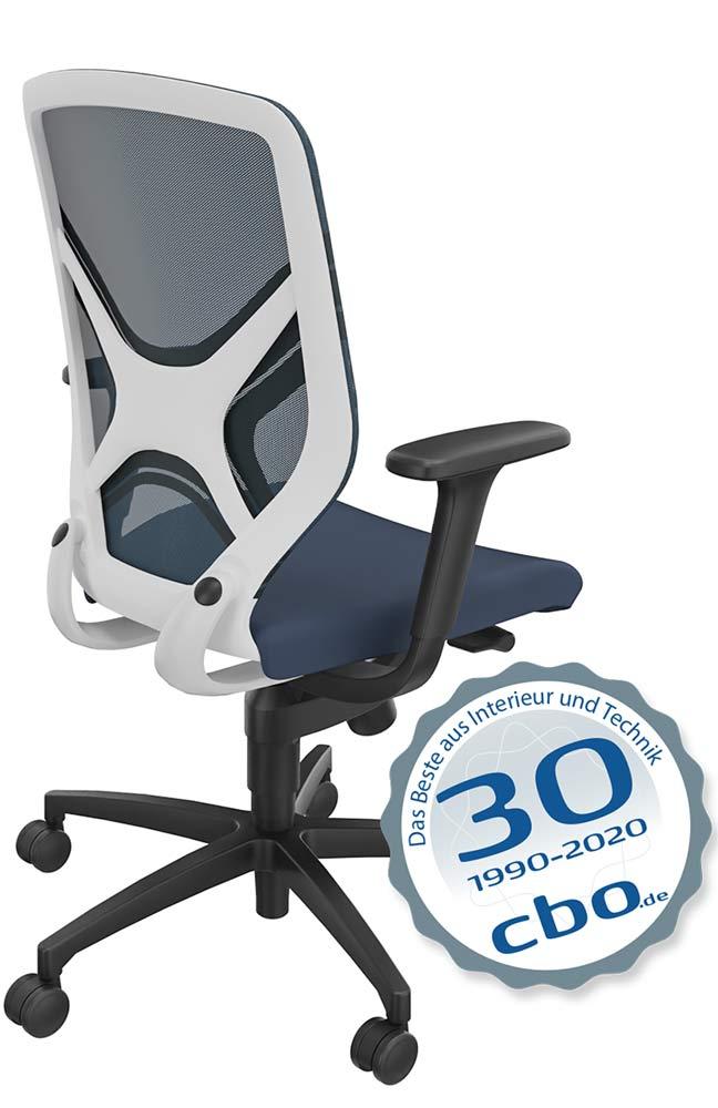 Bürodrehstuhl cbo-Edition